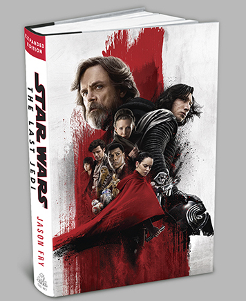 Convention Exclusive Edition of 'Star Wars: The Last Jedi' Novelization Available at Emerald City Comic Con