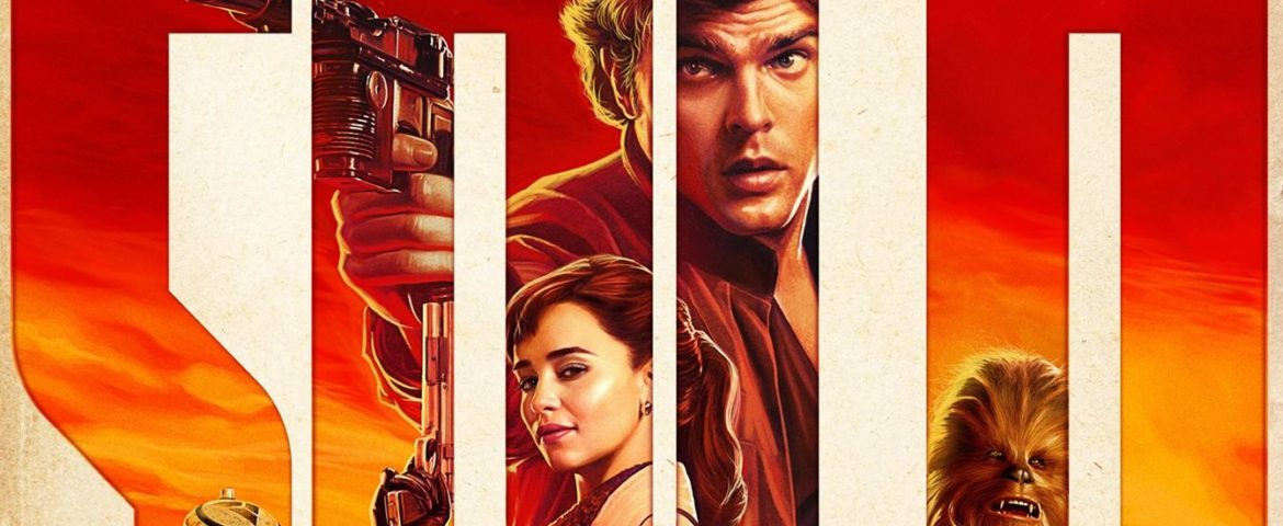 New 'Solo: A Star Wars Story' Theatrical Poster Revealed