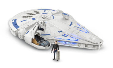 More Star Wars Toy Fair Reveals from Hasbro