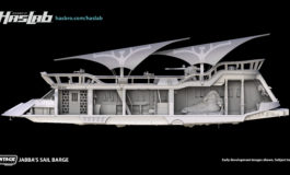 Hasbro Announces the Launch of HasLab, Reveals Jabba's Sail Barge