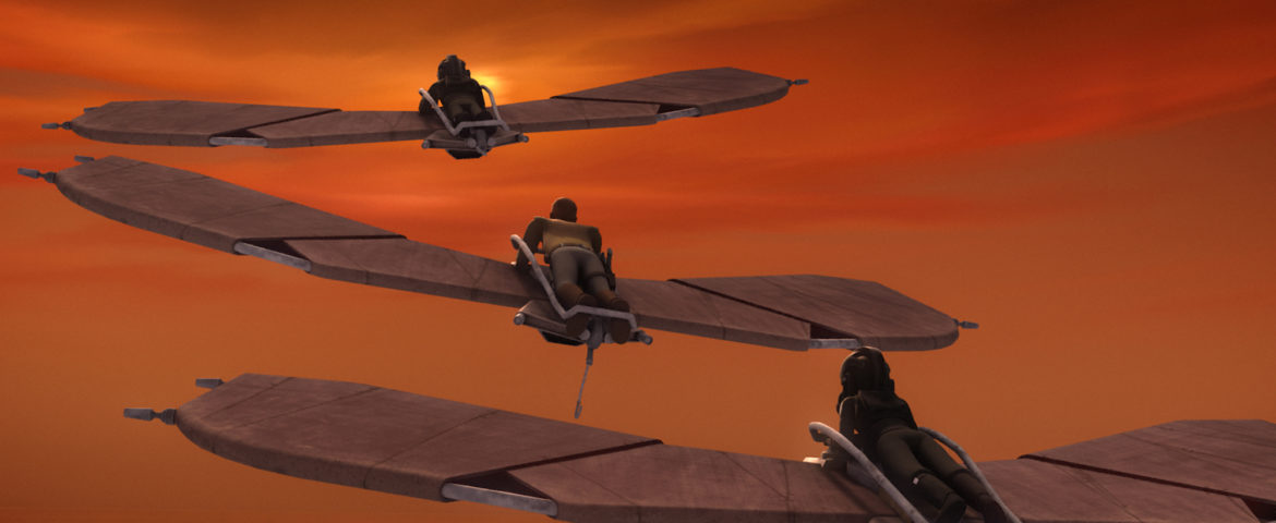 "Star Wars Rebels | Rebels Recon for ""Jedi Night"" and ""DUME"""