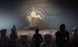 "Star Wars Rebels Talking Points: ""Wolves and A Door"" and ""A World Between Worlds"""