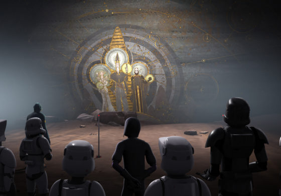 """Star Wars Rebels Talking Points: """"Wolves and A Door"""" and """"A World Between Worlds"""""""