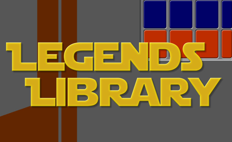 Legends Library: Fate of the Jedi, Outcast