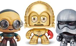 Toy Fair 2018: Maz Kanata, Captain Phasma, and C-3PO Join Star Wars Mighty Muggs Line