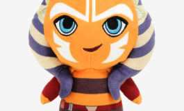 Funko's Ahsoka Tano Galactic Plushie Convention Exclusive Now Available at Hot Topic