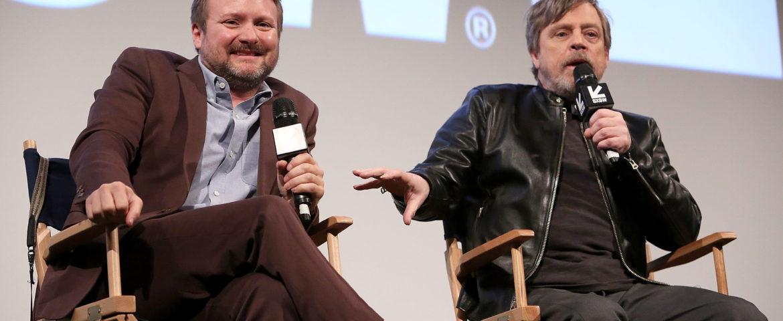 'Star Wars: The Last Jedi' at SXSW with Mark Hamill and Rian Johnson
