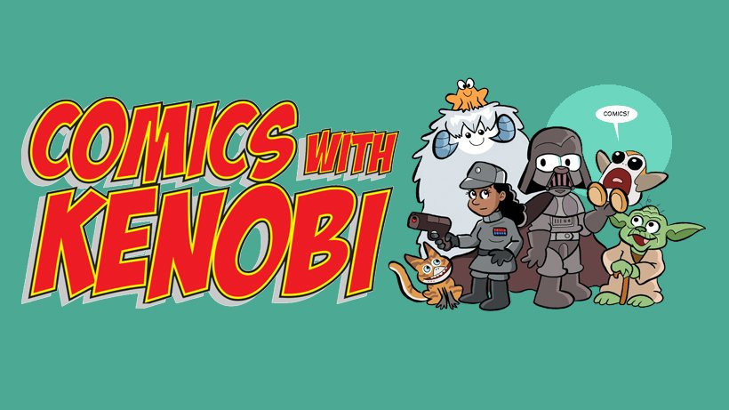 Comics With Kenobi #52