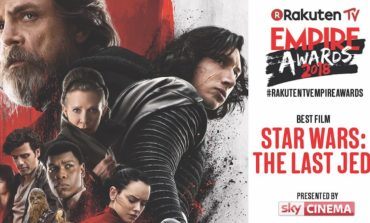 'Star Wars: The Last Jedi' is a Big Winner at the 2018 Empire Awards