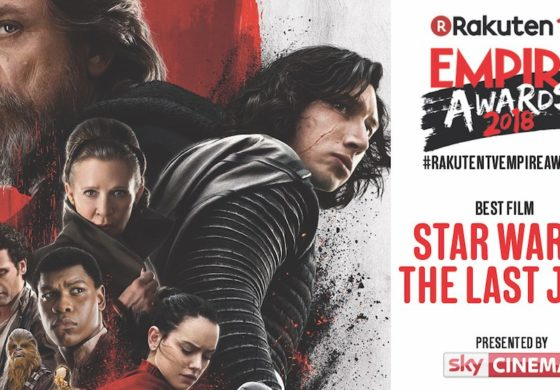'Star Wars: The Last Jedi' is a Big Winner at the 2018 Empire Awards