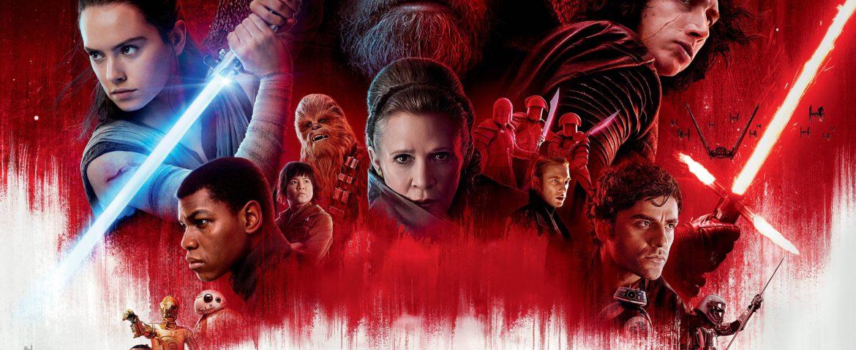 'Star Wars: The Last Jedi' Coming Soon on HD and 4K Ultra HD, Digital, Blu-Ray, and DVD