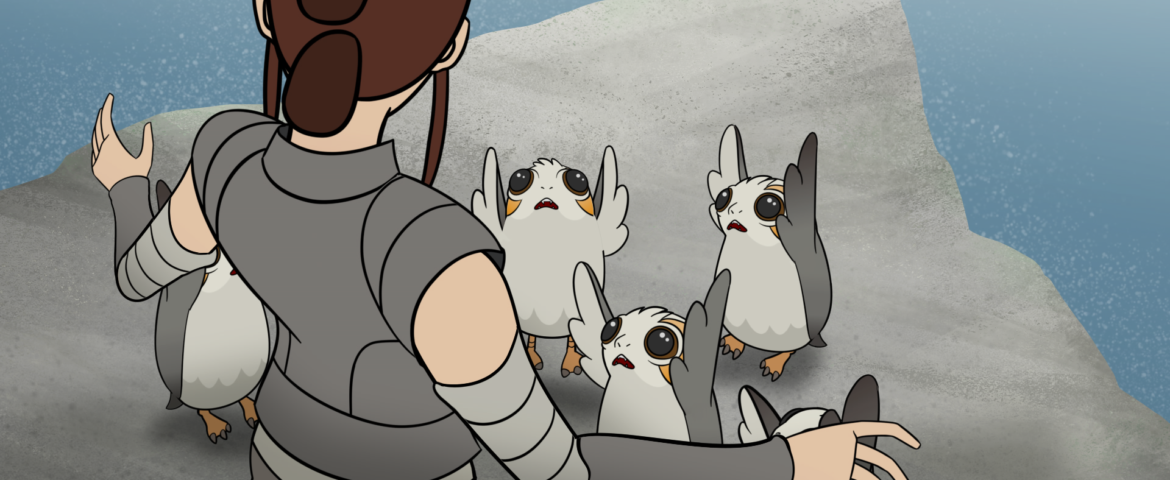 'Star Wars Forces of Destiny' Returns with All-New Episodes Monday, March 19