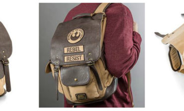 Core Worlds Couture: Loungefly Rebel Resist Backpack Review