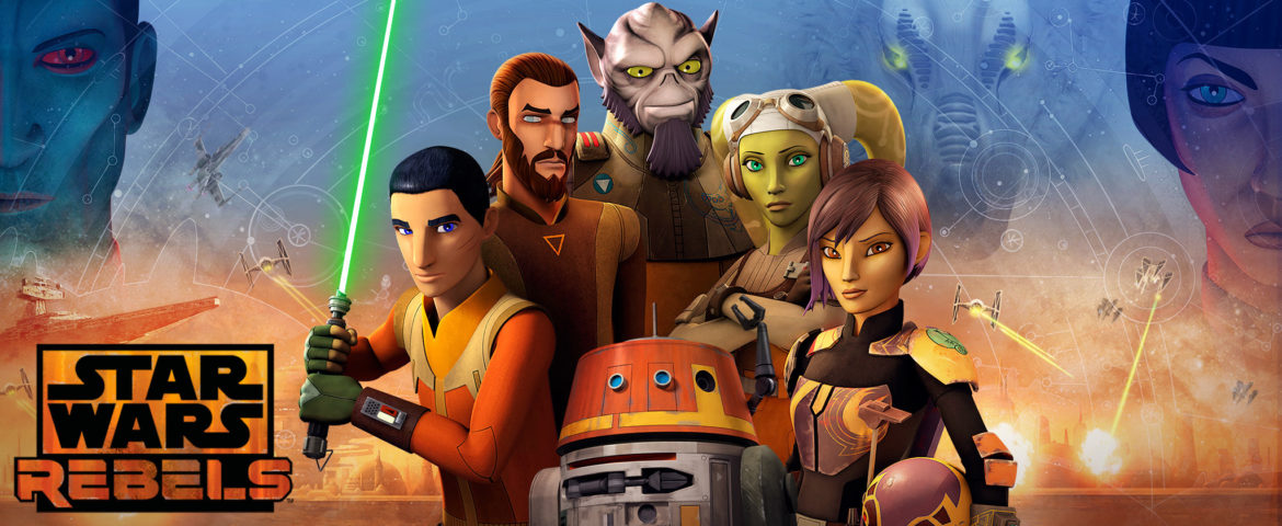 """Star Wars Rebels: Rebels Recon for """"A Fool's Hope"""" and """"Family Reunion – and Farewell"""""""