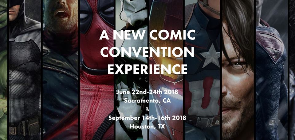 Fandemic Tour Comic Con Makes National Debut in Sacramento June 22-24
