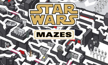 New Giveaway! Enter for a Chance to Win 'Star Wars Mazes' from Chronicle Books and Coffee With Kenobi