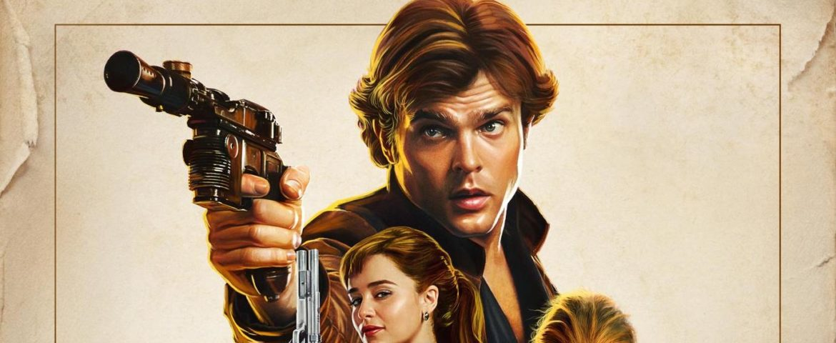 Dolby Cinema Reveals Exclusive 'Solo: A Star Wars Story' Poster