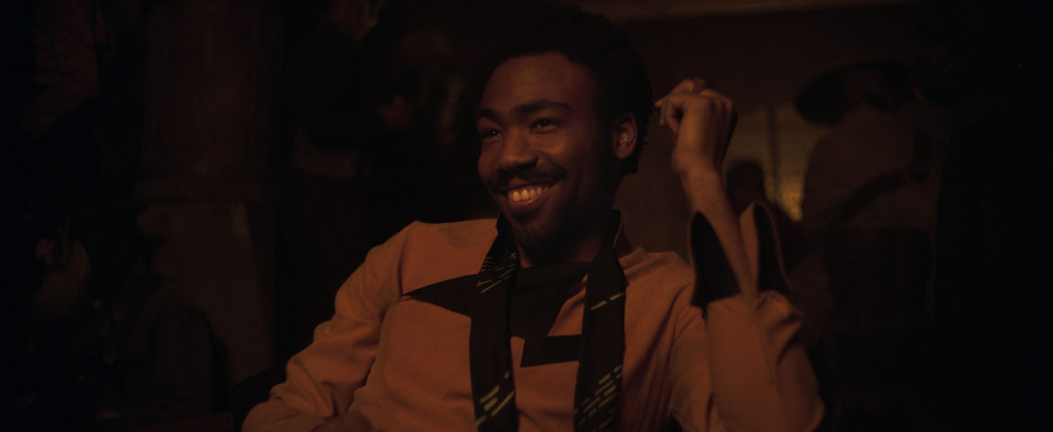 Donald Glover Talking 'Solo: A Star Wars Story' on Jimmy Kimmel Live