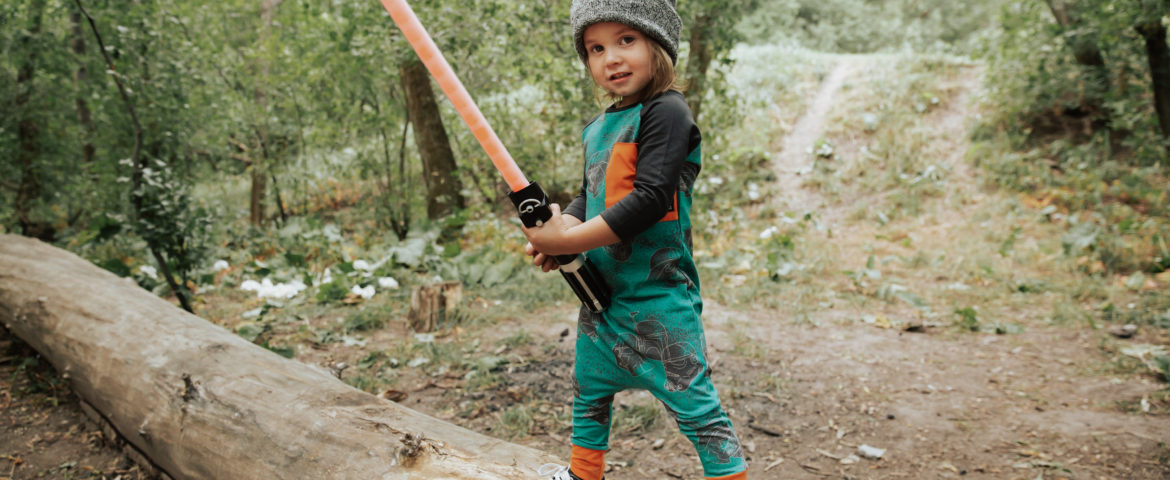 Celebrate 'Star Wars: The Rise of Skywalker' in New RAGS Apparel