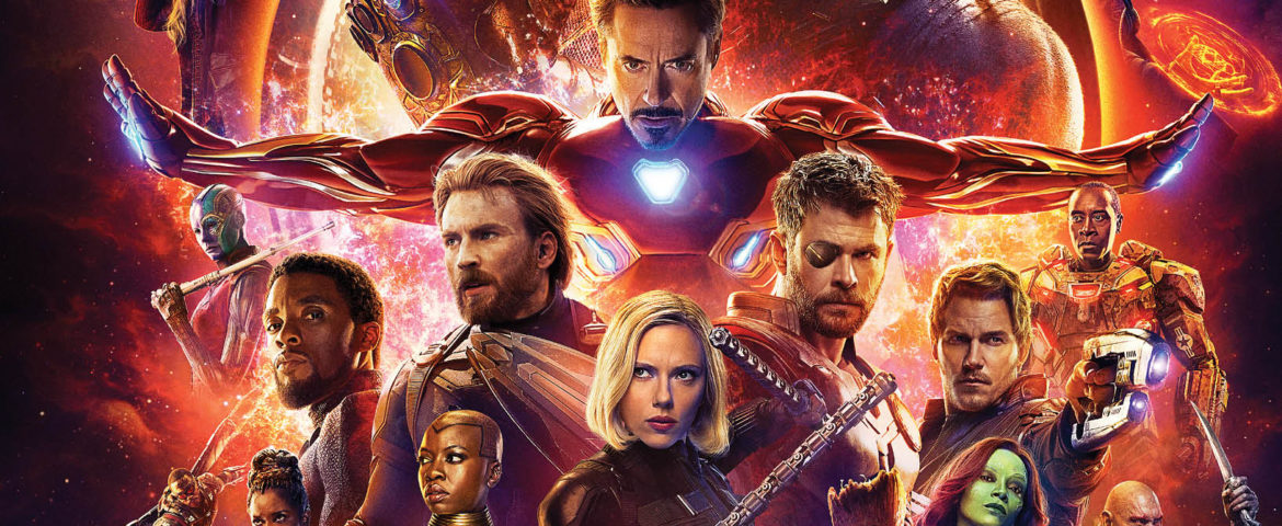 Disney Twenty-Three Summer Movie Spectacular Features Avengers, Solo: A Star Wars Story, and More