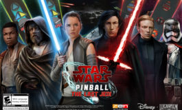 Zen Studios Announces Star Wars: The Last Jedi, Ahch-To Island Pinball