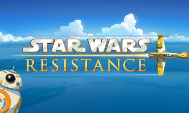 New Animated Series 'Star Wars Resistance' Coming to Disney XD this Fall!