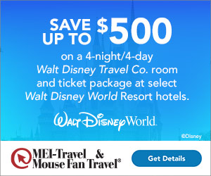 Book Your Walt Disney World Vacation Here!