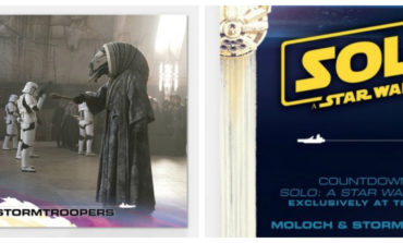 Topps 'Countdown to Solo: A Star Wars Story' Card of the Day Features Moloch