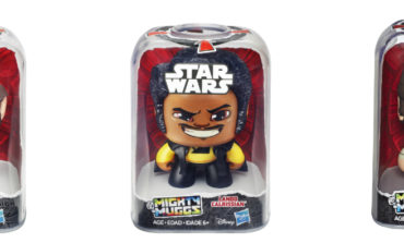 Check Out 'Solo: A Star Wars Story' Mighty Muggs from Hasbro