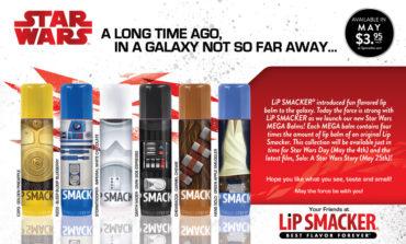 Lip Smacker Announces Star Wars MEGA Balms