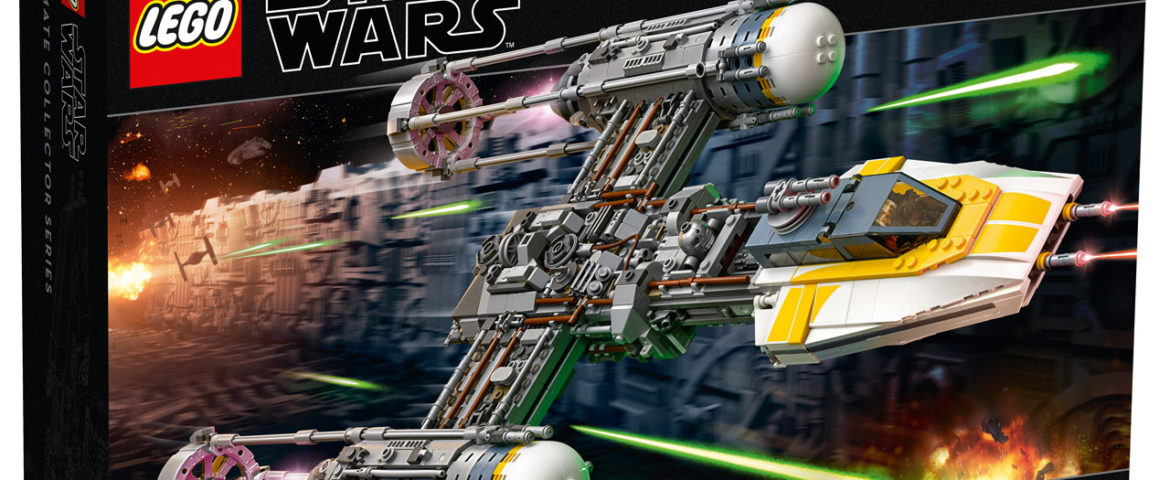 LEGO Star Wars UCS Y-Wing is Coming May 4