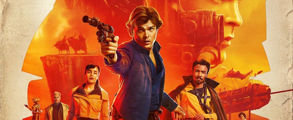 'Solo: A Star Wars Story' IMAX Exclusive Poster Revealed