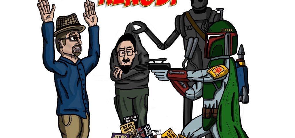 Comics With Kenobi #21