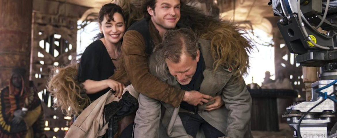 'Solo: A Star Wars Story' Special: Behind The Scenes With The Cast | PeopleTV | Entertainment Weekly [Video]