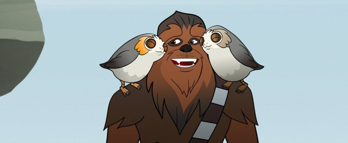 """New """"Star Wars Forces of Destiny"""" Episodes Coming May 4th and 25th!"""