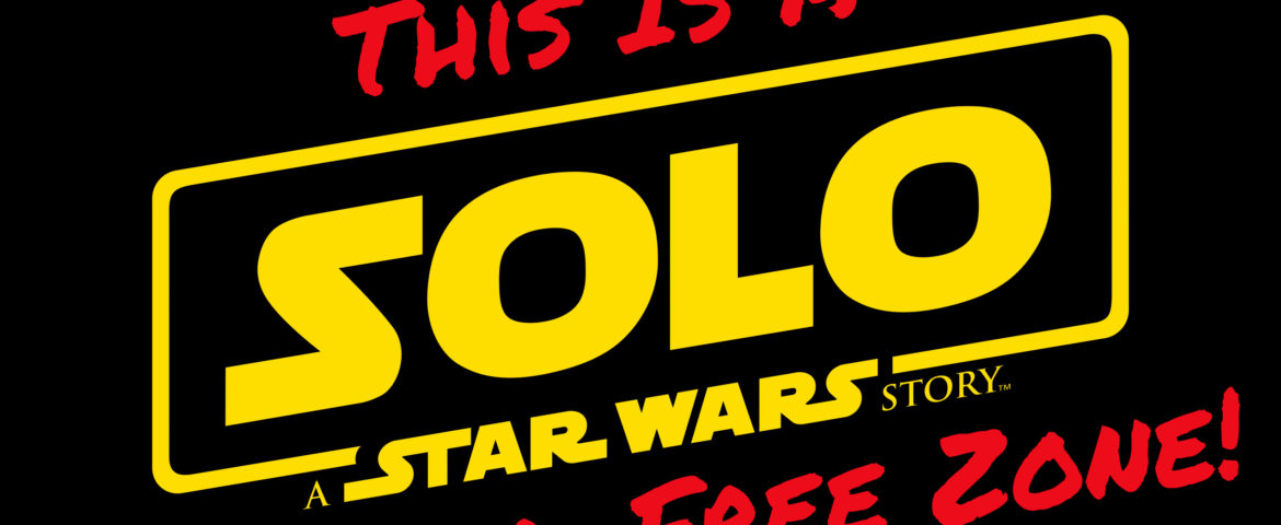 Reminder: Coffee With Kenobi's Policy Against 'Solo: A Star Wars Story' Spoilers