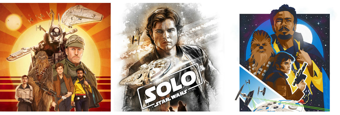 Memorial Day Sale at Acme Archives and Dark Ink, Including New 'Solo: A Star Wars Story' Artwork