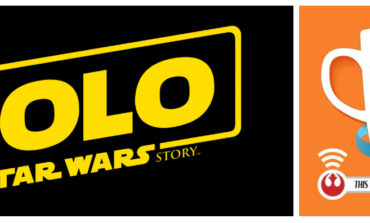 Coffee With Kenobi to Attend Red Carpet Premiere of 'Solo: A Star Wars Story!'