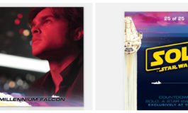 Topps' Countdown to 'Solo: A Star Wars Story' Wraps Up With Card 25