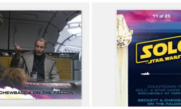 Topps Countdown to 'Solo: A Star Wars Story' Card 11 Now Available