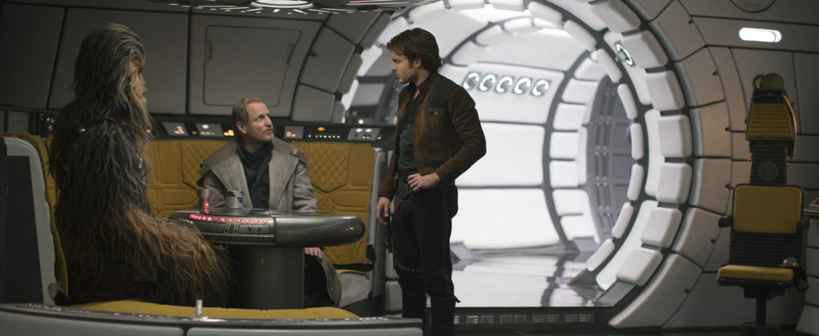 See 'Solo: A Star Wars Story' at the El Capitan Theatre May 25 – June 10