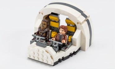 LEGO Announces 'Solo: A Star Wars Story' Millennium Falcon Cockpit SDCC Exclusive