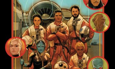 Marvel's Star Wars: Poe Dameron Comic Series Ends September With Issue 31