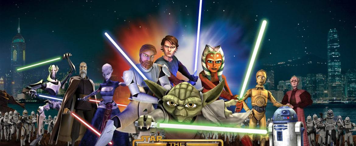 'Star Wars: The Clone Wars' Celebrates its 10 Year Anniversary with San Diego Comic-Con Panel