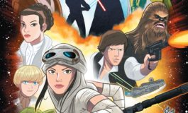 IDW Receives Disney's Best New Licensee Award for 'Star Wars Adventures'