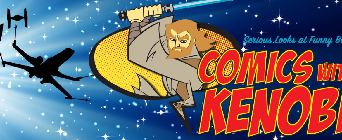 Comics With Kenobi #67