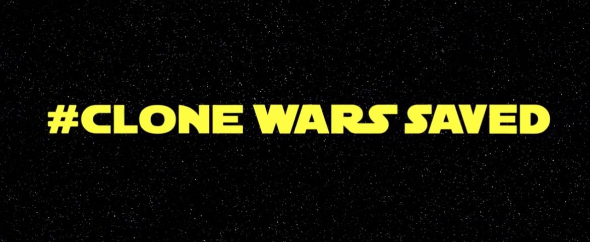 'Star Wars: The Clone Wars' Reports for Duty — Again! Check Out the Official SDCC Trailer Here! **UPDATED**