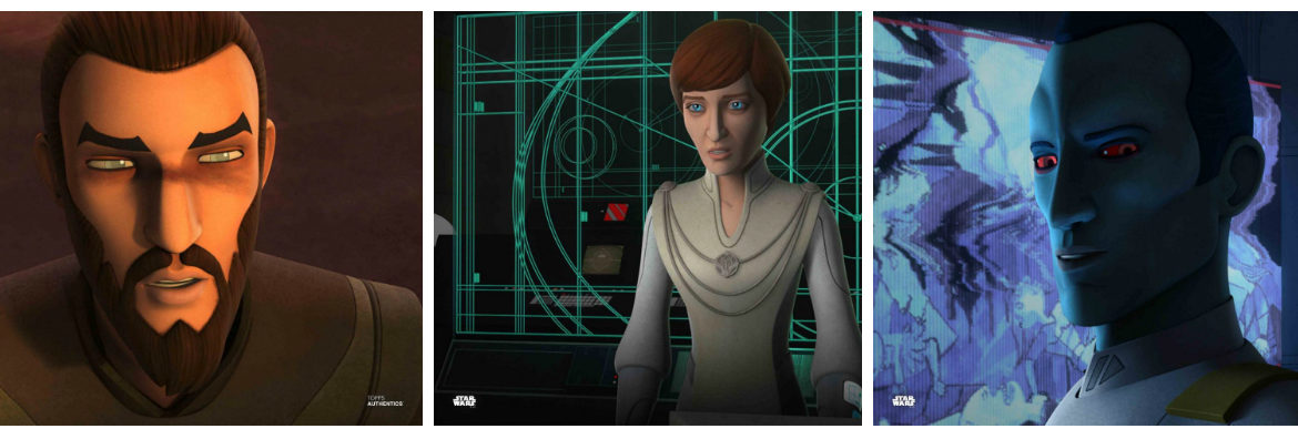 'Star Wars Rebels' Season 3 Official Photos Now Available from Star Wars Authentics