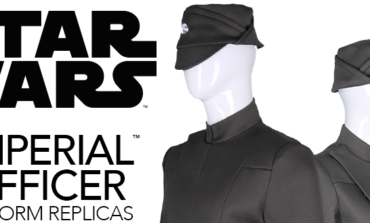 Star Wars Imperial Officer Tunics/Pants 20% Off Today Only from Anovos