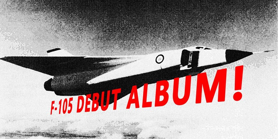 """Toronto's F-105 Release Debut Album, Featuring the Single """"Rebel Girl"""""""
